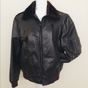 Vintage 70's Aviation Flight Jacket